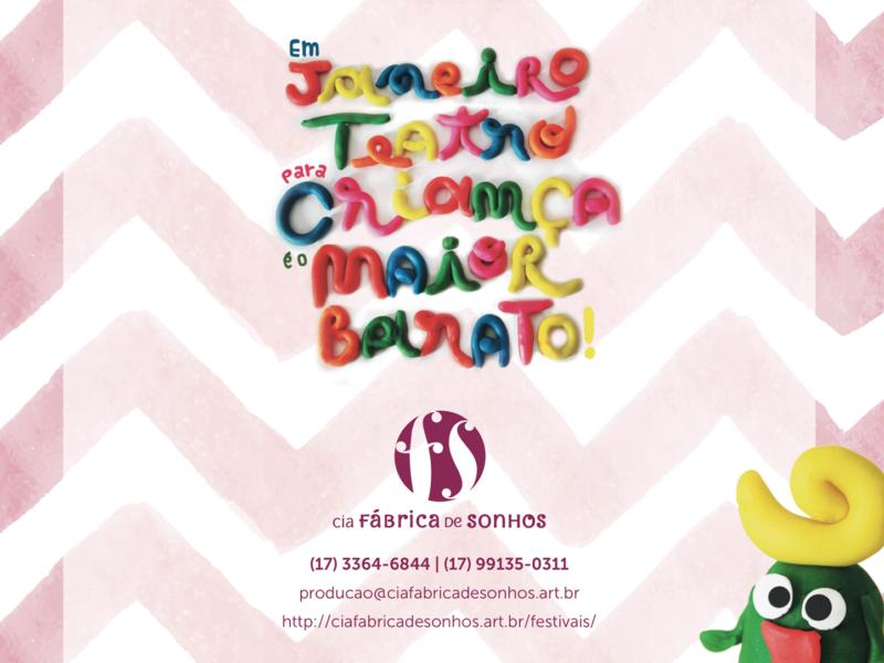 Festival de Janeiro - Fábrica de Sonhos